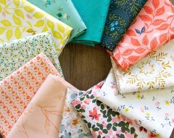 Velvet 12 yard  FQ /& Fat eighths options 12 fabrics Amy Sinibaldi Free shipping Fast shipping AGF