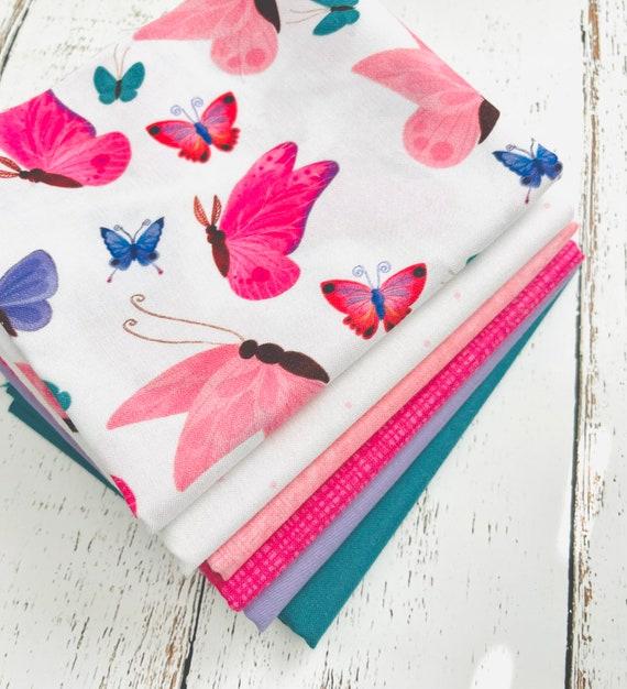 Uni the Unicorn- 1/4 Yard Bundle -6 Fabrics- for Riley Blake Designs