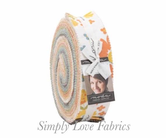 "Cozy Up- Honey Bun - 1.5"" x 44"" (29120-40 Fabrics) by Corey Yoder for Moda Fabrics"