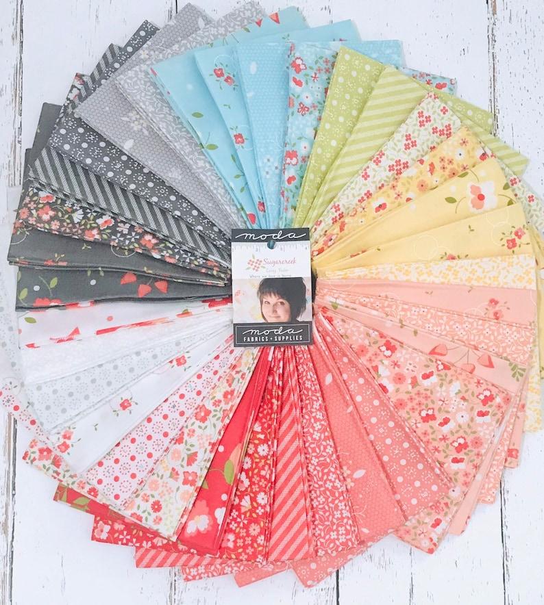 12 Yard Bundle Sugarcreek by Corey Yoder for Moda Fabrics 29070-34 Fabrics