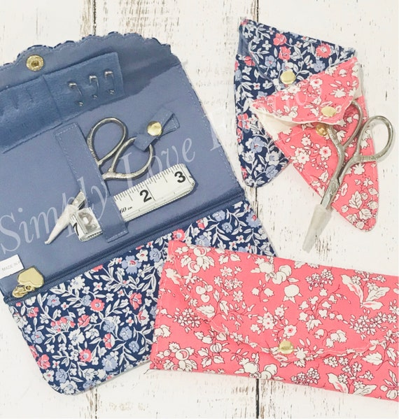 Liberty Of London Sewing Notions for Riley Blake Designs
