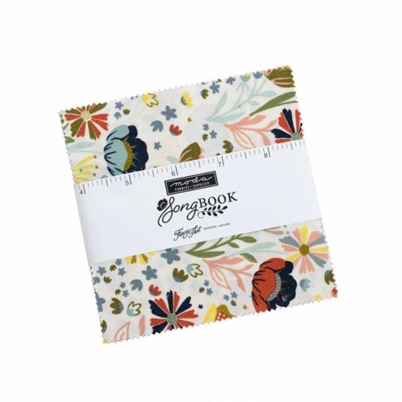 Songbook-Charm Pack (45520PP-42 Fabrics) Fancy that Design House for Moda