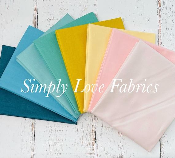 Confetti Cotton Bundle (8 Fabrics) for Riley Blake Designs