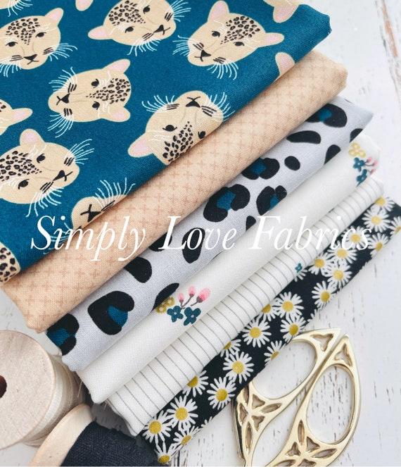 Spotted - 1/2 Yard Bundle (6 Fabrics) by Kate Blocher for Blake Designs