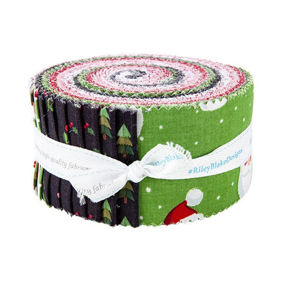 Holly Holiday- Rolie Polie (RP-10880-40 Fabrics) by Christopher Thompson for Riley Blake Designs