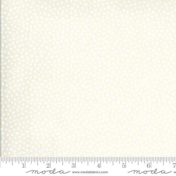 Regency Zarafa- 1/2 Yard Increments, Cut Continuously- 42353-11 White Indian- by Christopher Wilson Tate for Moda