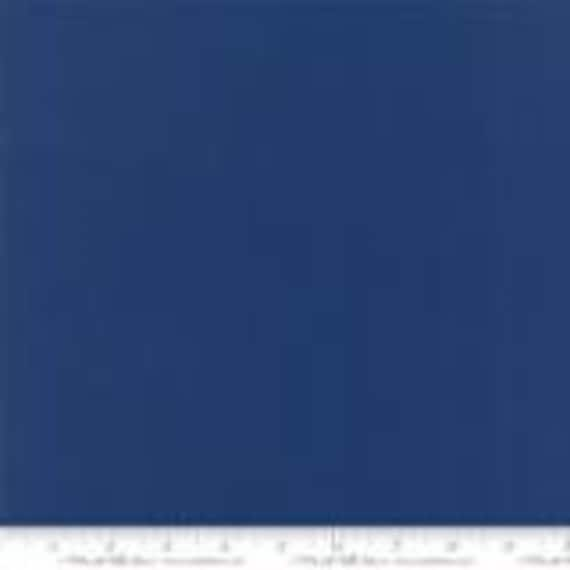 Bella Solids for Moda- 1/2 Yard Increments, Cut Continuously- 9900-329 Harbor