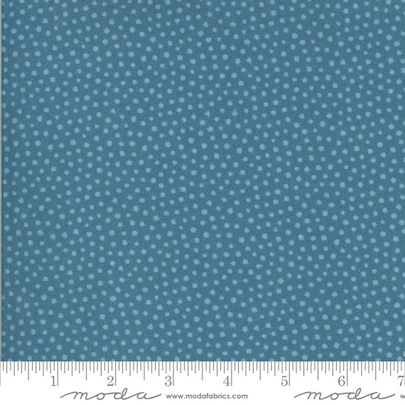 Regency Zarafa- 1/2 Yard Increments, Cut Continuously- 42353-15 Endless Sea Indian- by Christopher Wilson Tate for Moda