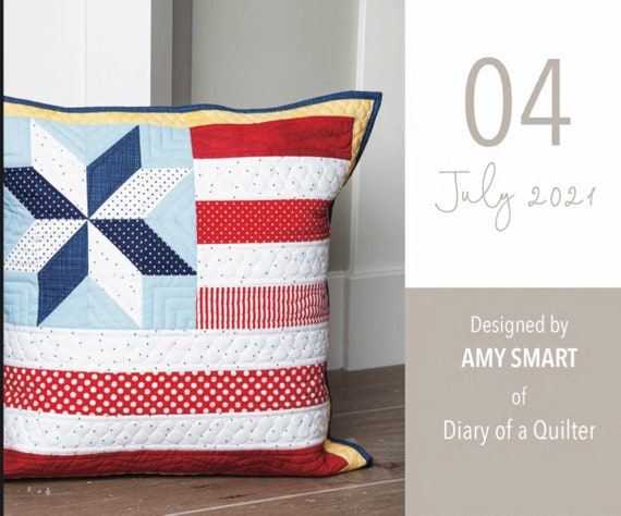 """Pillow Kit of the Month- July- by Amy Smart for Riley Blake Designs- 20"""" x 20"""""""
