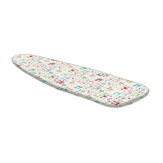 """Ironing Board Cover- My Happy Place (St-20402- 20"""" x 44"""") Lori Holt for Riley Blake Designs"""
