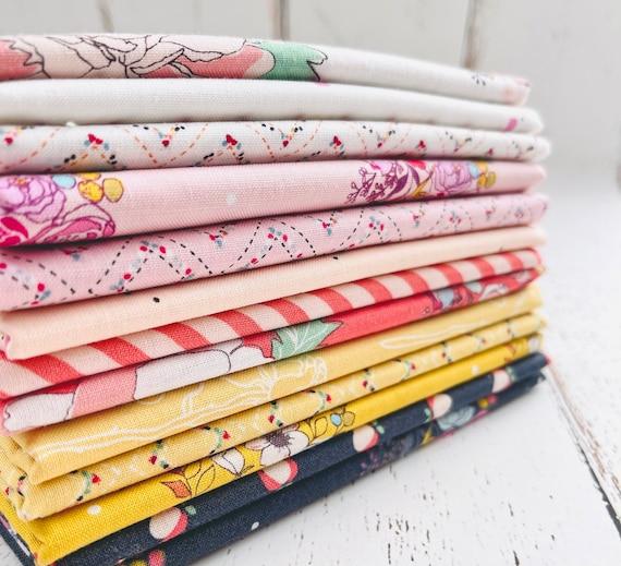 Idyllic- 1/4 Yard Bundle (13 Fabrics)  by Minki Kim for Riley Blake Designs