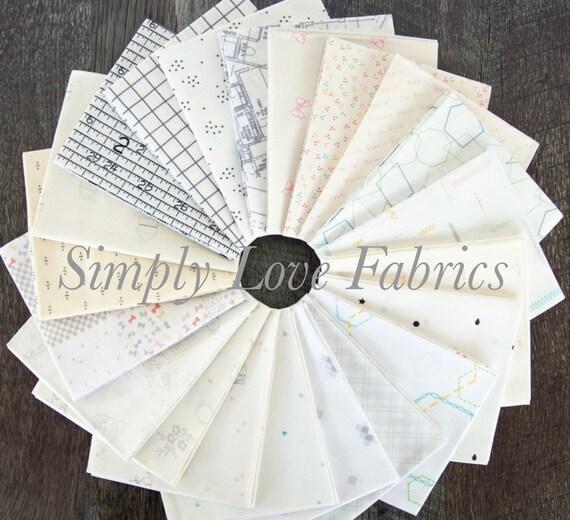 Hush Hush- Fat Quarter Bundle (FQ-11160-21 Fabrics) by Various Designers  For Riley Blake Designs