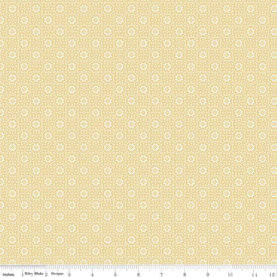 Joy in the Journey- 1/2 Yard Increments, Cut Continuously- C10685 Sunshine Tiles by Dani Mogstad for Riley Blake Designs