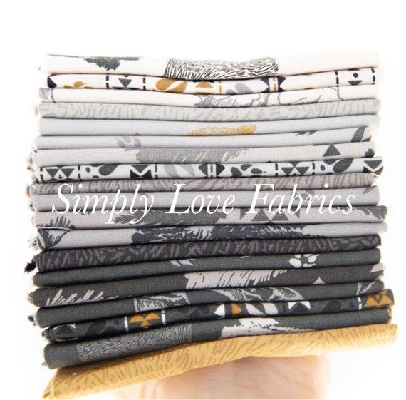 Timberland- 1/2 Yard Bundle (19 Fabrics) by Riley Blake Designs