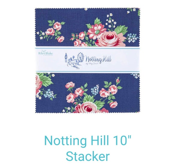 Notting Hill- Notting Hill -(10-10200-42 Fabrics) by Amy Smart for Riley Blake Designs