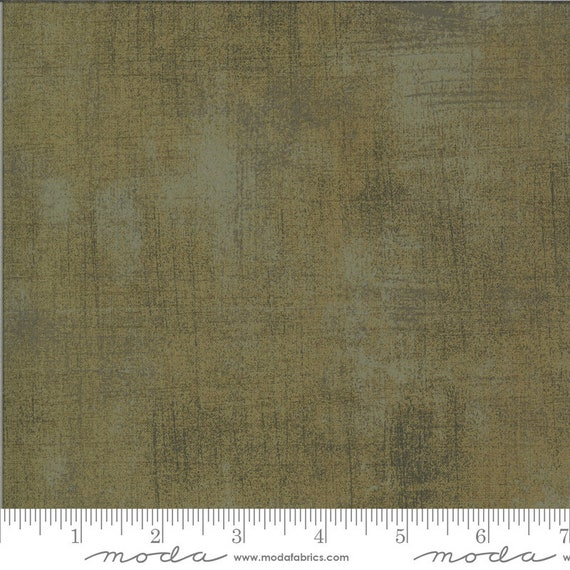 Cider- 1/2 Yard Increments, Cut Continuously- Grunge 30150-546 Golden Delicious -by Basic Grey for Moda