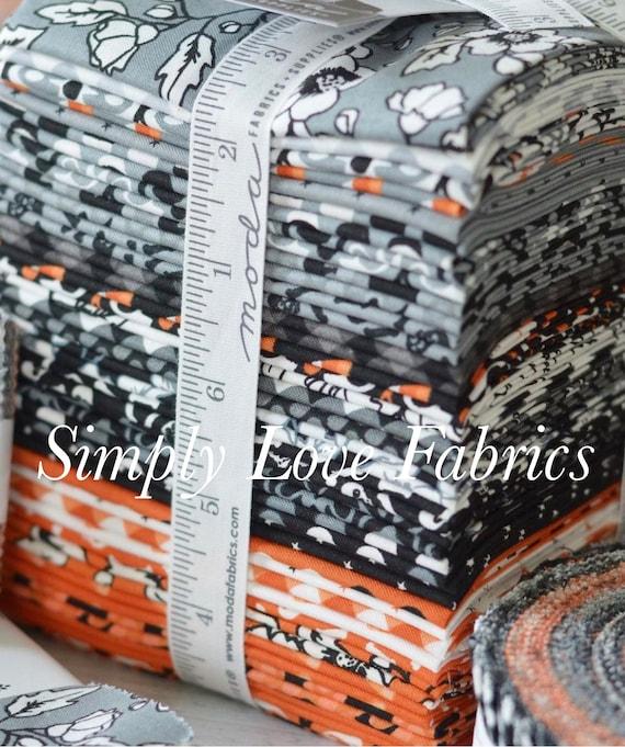 Midnight Magic 2 -Fat Quarter Bundle  (24100AB 30 Fabrics) by April Rosenthal for Moda