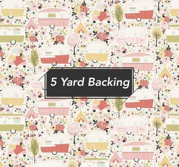 5 Yard Backing- Joy in the Journey (C10680 Cream) by Dani Mogstad for  Riley Blake Designs
