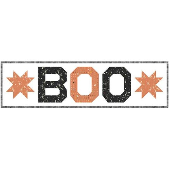 Tiny Treaters -Happy Hauntings Runner Kit - KTB-20370 - by Jill Howarth for Riley Blake Designs