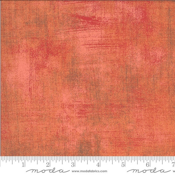 Cider- 1/2 Yard Increments, Cut Continuously- Grunge 30150-544 Pumpkin Cookies -by Basic Grey for Moda