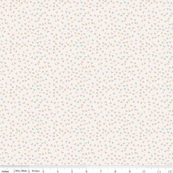 Hush Hush-1/2 Yard Increments, Cut Continuously (11179 Trio) by Sedef Imer of Grapevine Lane For Riley Blake Designs