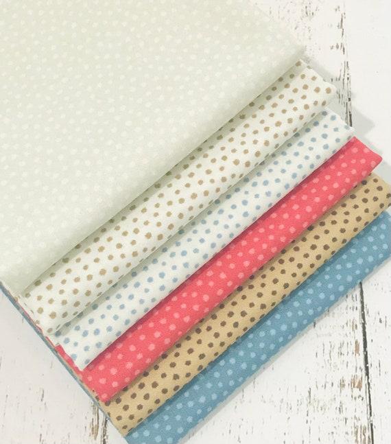Regency Zarafa- 1/2 Yard Bundle (6 Fabrics) by Christopher Wilson Tate for Moda