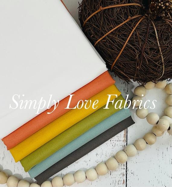 Cozy Up Coordinates- 1/2 Yard Bundle (6 Fabrics) by Corey Yoder for Moda Fabrics