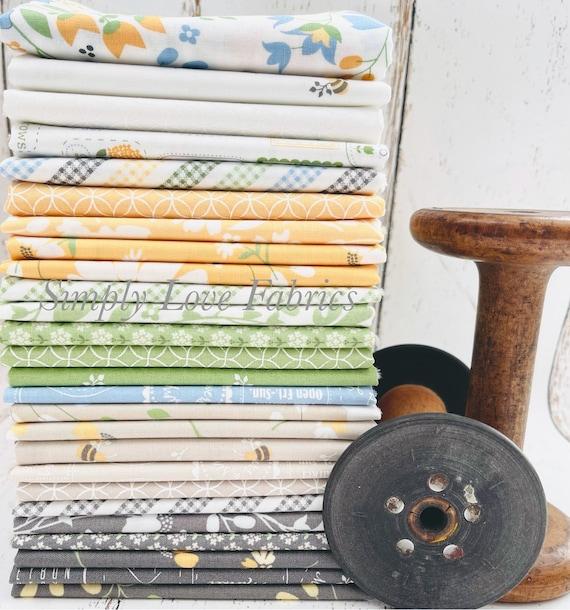 Spring Brook- Fat Quarter Bundle- 26 Fabrics- by Corey Yoder for Moda Fabrics
