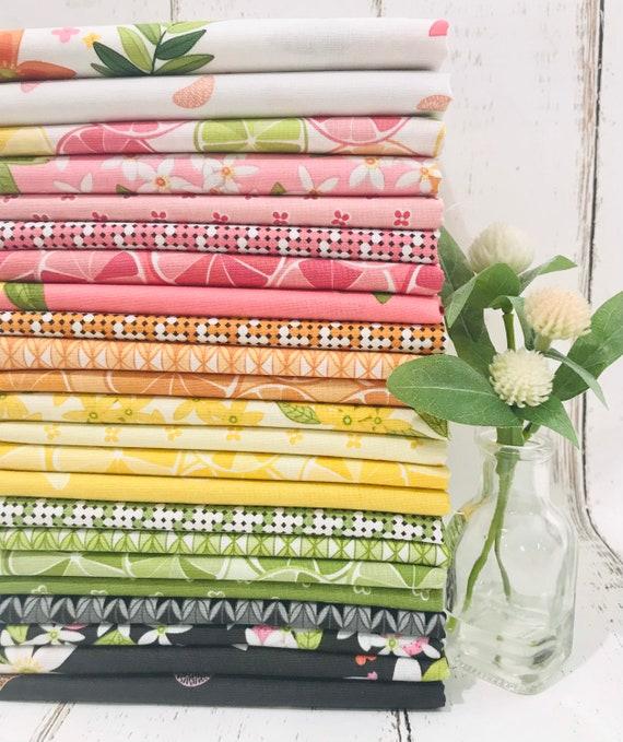 Grove- 1/2 Yard Bundle (23 Fabrics) by Jill Finley for  Riley Blake Designs
