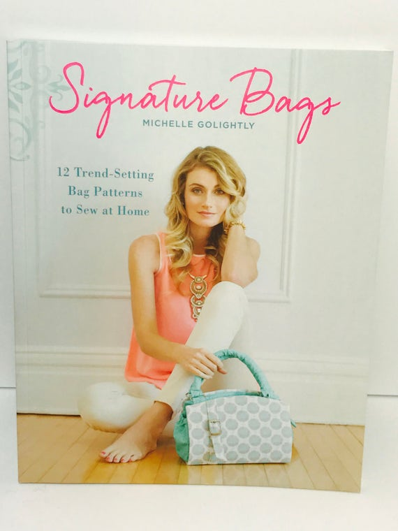 Signature Bags by Michelle Golightly for Fons and Porter