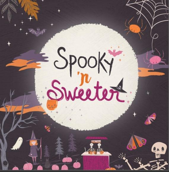 Spooky n Sweeter- 1/2 Yard Bundle (17 Fabrics) Art Gallery Studio