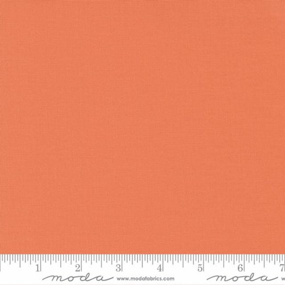 Bella Solids Moda-9900-79 Ochre - Coordinates with Cozy Up Fabric- 1/2 Yard Increments - Cut Continuously