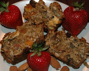 Fruit Anise Nut Muffins