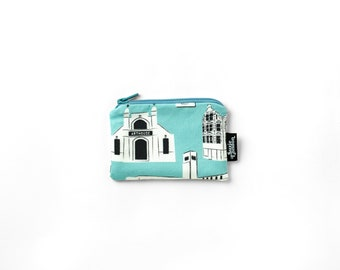 Crouch End Cotton Twill Coin Purse