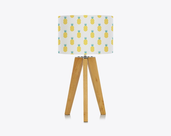 Pineapple Pattern Lampshade