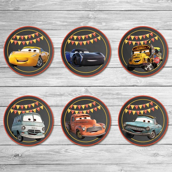 Digital Cars Clipart Printable Car Stickers Coupe Car Cars Clipart Set Colourful Cars Cars Clipart Boys Graphic Men Graphic