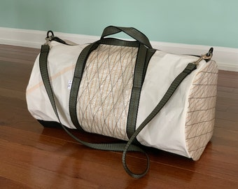Duffle Bag from recycled sail