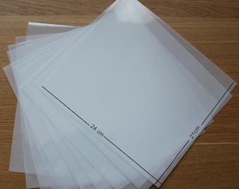 Mylar sheets | Etsy