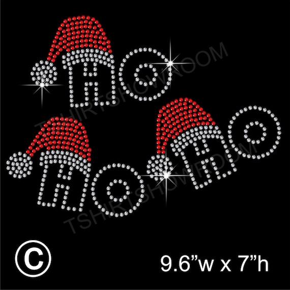 Free Gift BIRTHDAY SQUAD Rhinestone//Diamante Transfer Hotfix Iron-on Motif