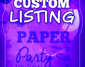 Paper Party Design Ink