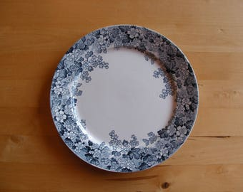 Sarreguemines Recamier dessert plate