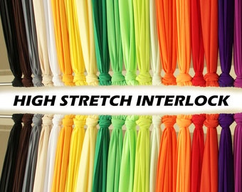 FABRIC by the YARD - High Stretch