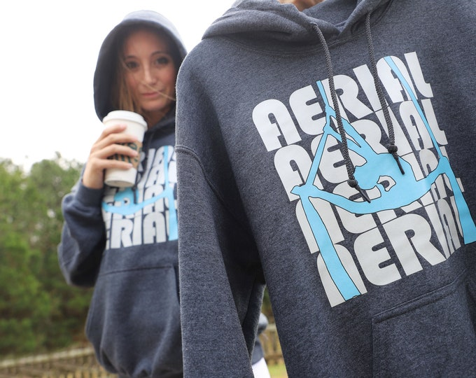 Aerial Hoodie (FREE Domestic Shipping)