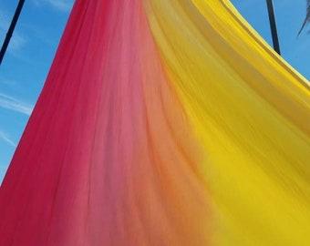 13 yards - Spring Dye