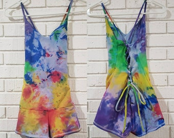 Athletic/Swim/Yoga Bodysuit - Custom Dyed