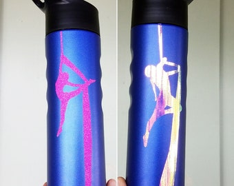 Aerialist Water Bottle