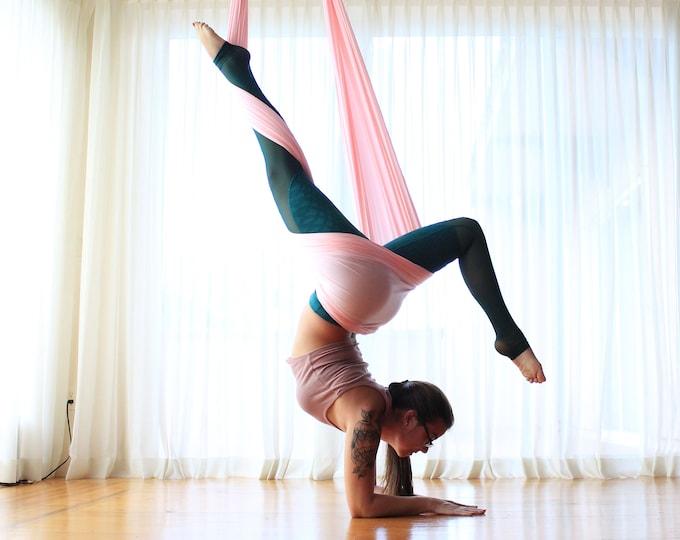 Low Stretch - Yoga Hammocks & Kits - Solid Colors