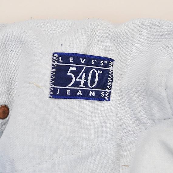 34 Jeans Jeans Levis Jeans Leg Jeans Worn 540 Levis Straight High Levis Boyfriend Stonewashed Levis Waist Vintage Size Jeans Faded wqHIxRx1