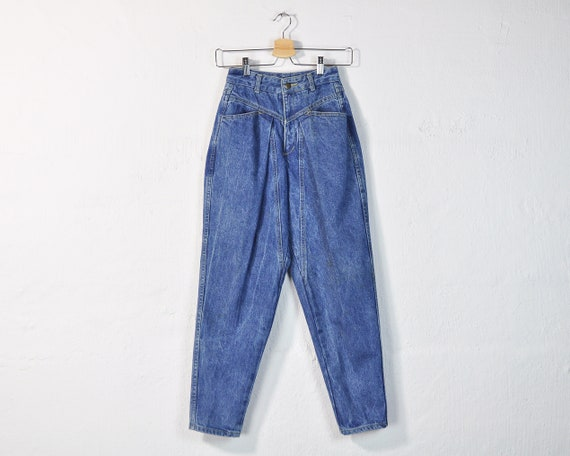 90s GUESS Jeans, High Rise Jeans, Vintage Mom Jean