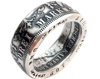 COIN RINGS & JEWELRY by CoinRingsStudio on Etsy